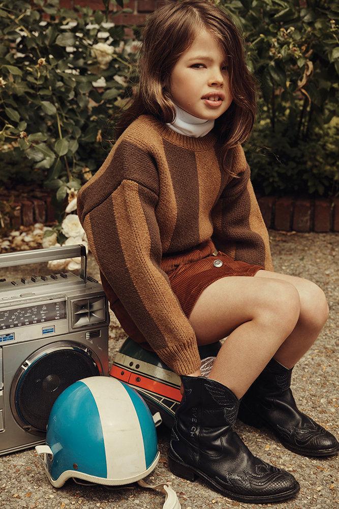 Franck Malthiery / Elle Enfants – September 2019