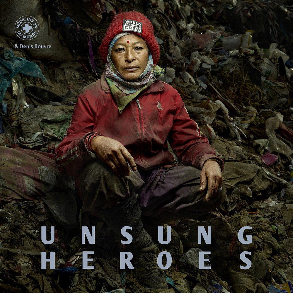 Denis Rouvre / Médecins du Monde «Unsung Heroes» – March 2019