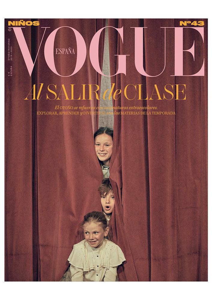 Franck Malthiery – Vogue Espana Ninos – October 2019