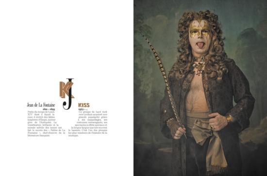 Sacha Goldberger for Cultura